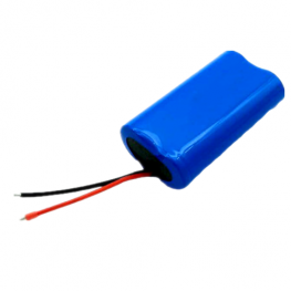 2S1P 7.4V 2200mAh Lithium ion battery